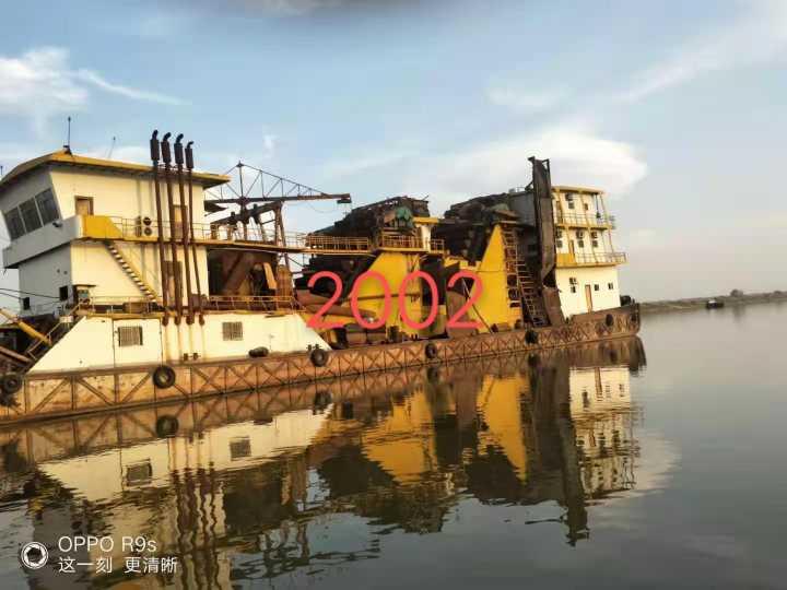 出售:2002年造双洗射流船