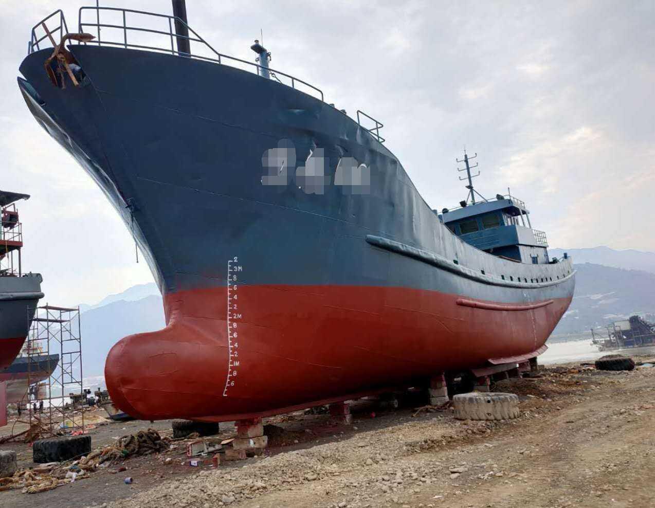 420吨渔船型水船