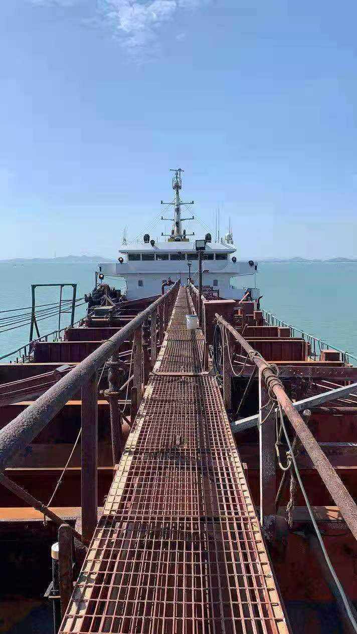 出售6000吨沿海自吸自卸沙船