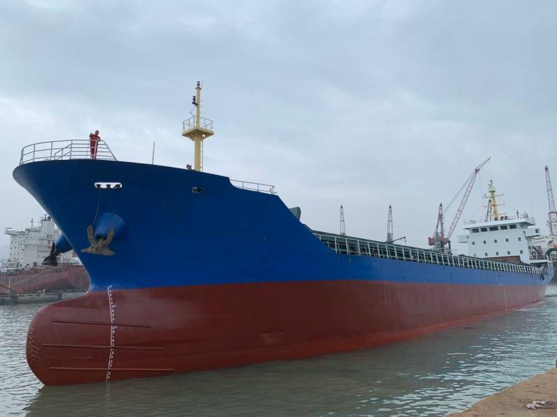 出售高性价比2008年5050吨沿海散货船