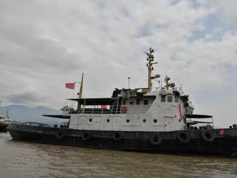 980马力拖船