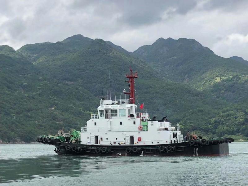 售2019年4000马力沿海全回转拖船