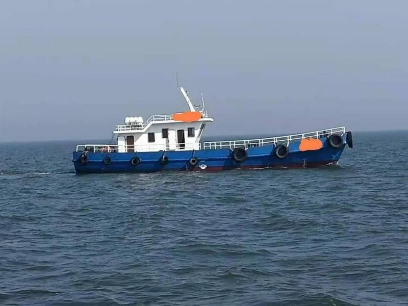 出售2020年造18.37米沿海钢质交通船