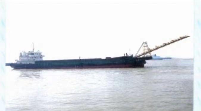 出售3000吨自卸沙船
