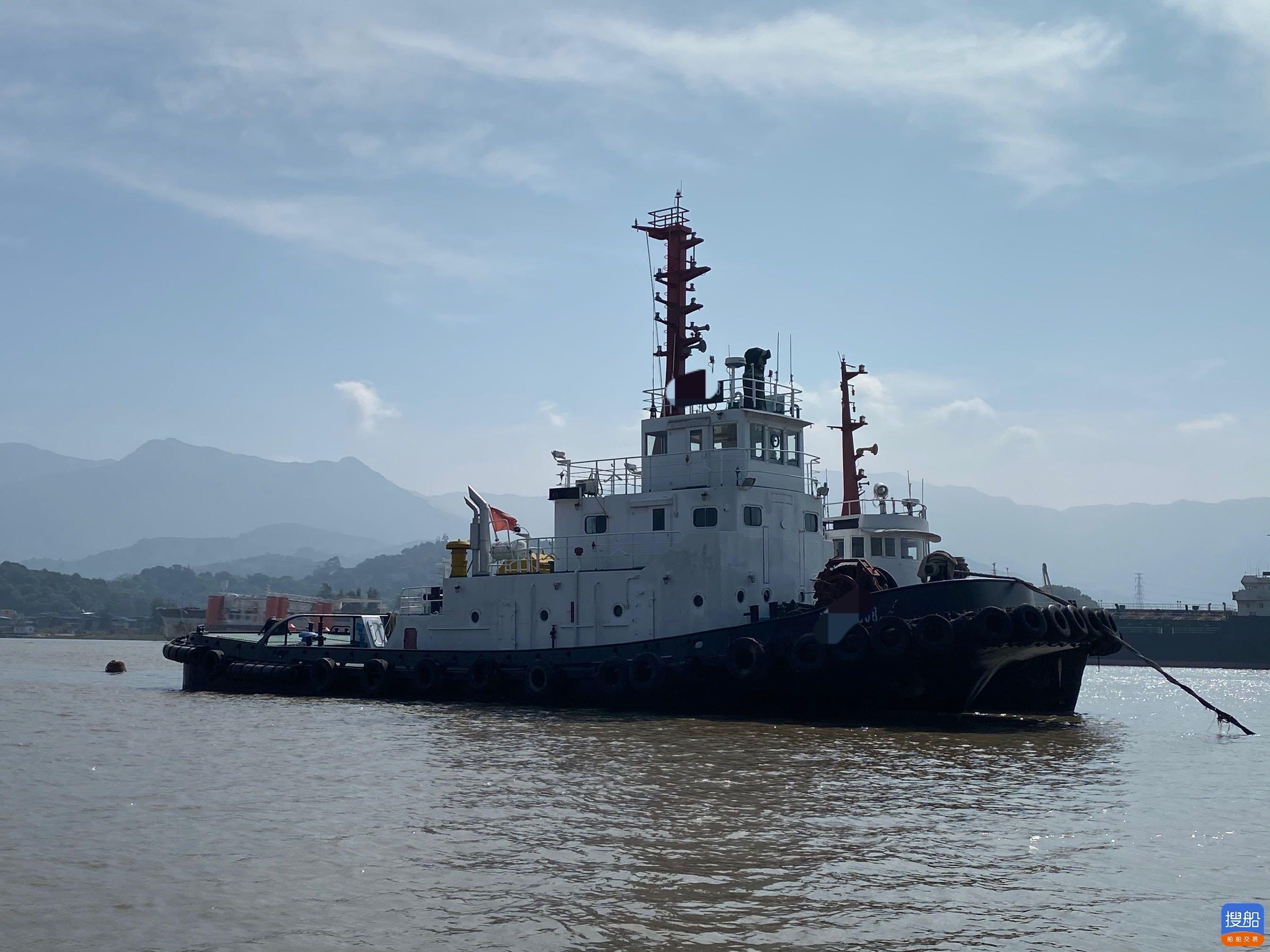 1300马力CCS港作拖轮
