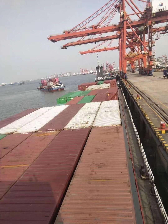 出售8000吨多用途船