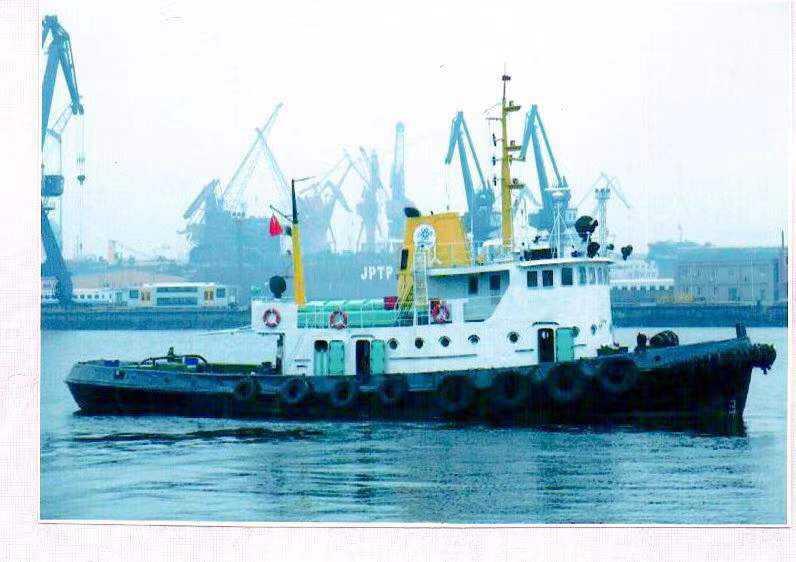 出售:1977年造沿海普通拖轮