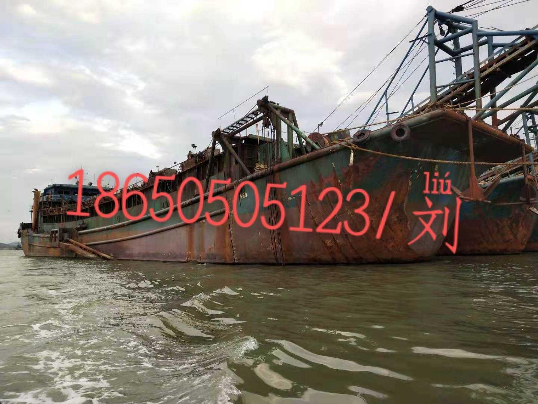 出售A级内河自吸自卸沙船-3700吨