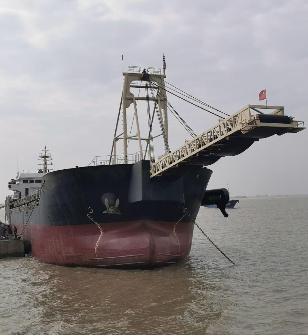 出售17000吨自卸沙船