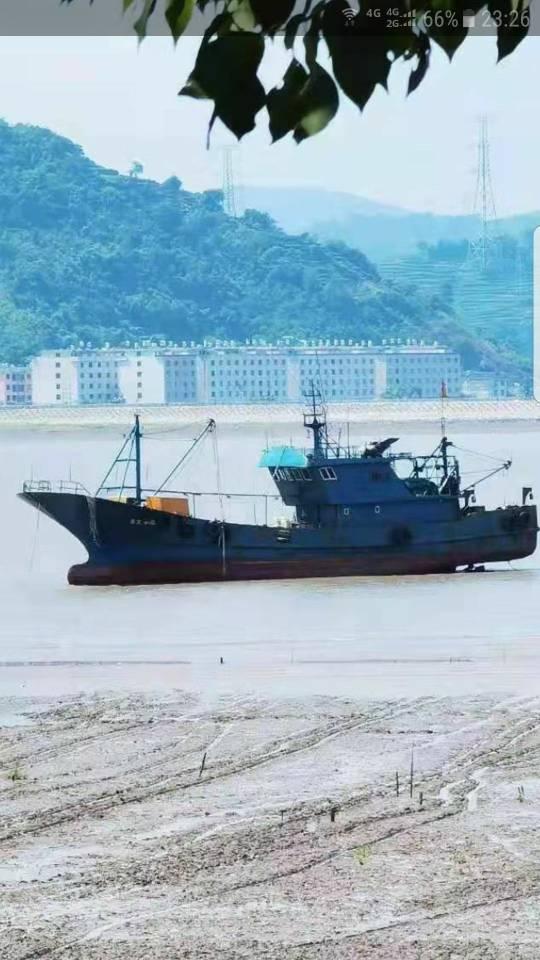 出售:单拖作业渔船