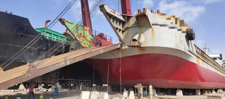 出售2870吨甲板船
