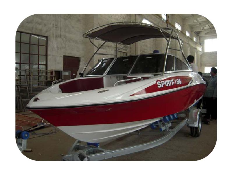 出售各类快艇、钓鱼艇、工作艇