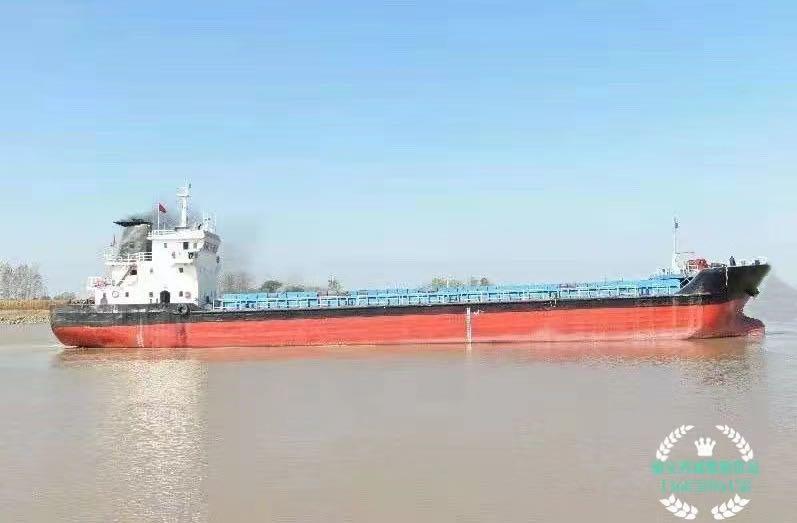 出售2006年造2826吨运泥船