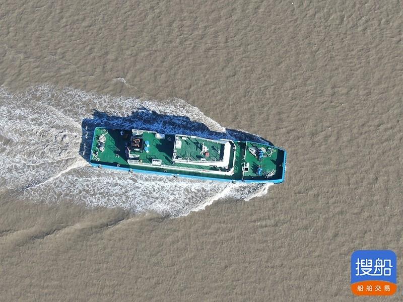 37米海上风电运维服务船