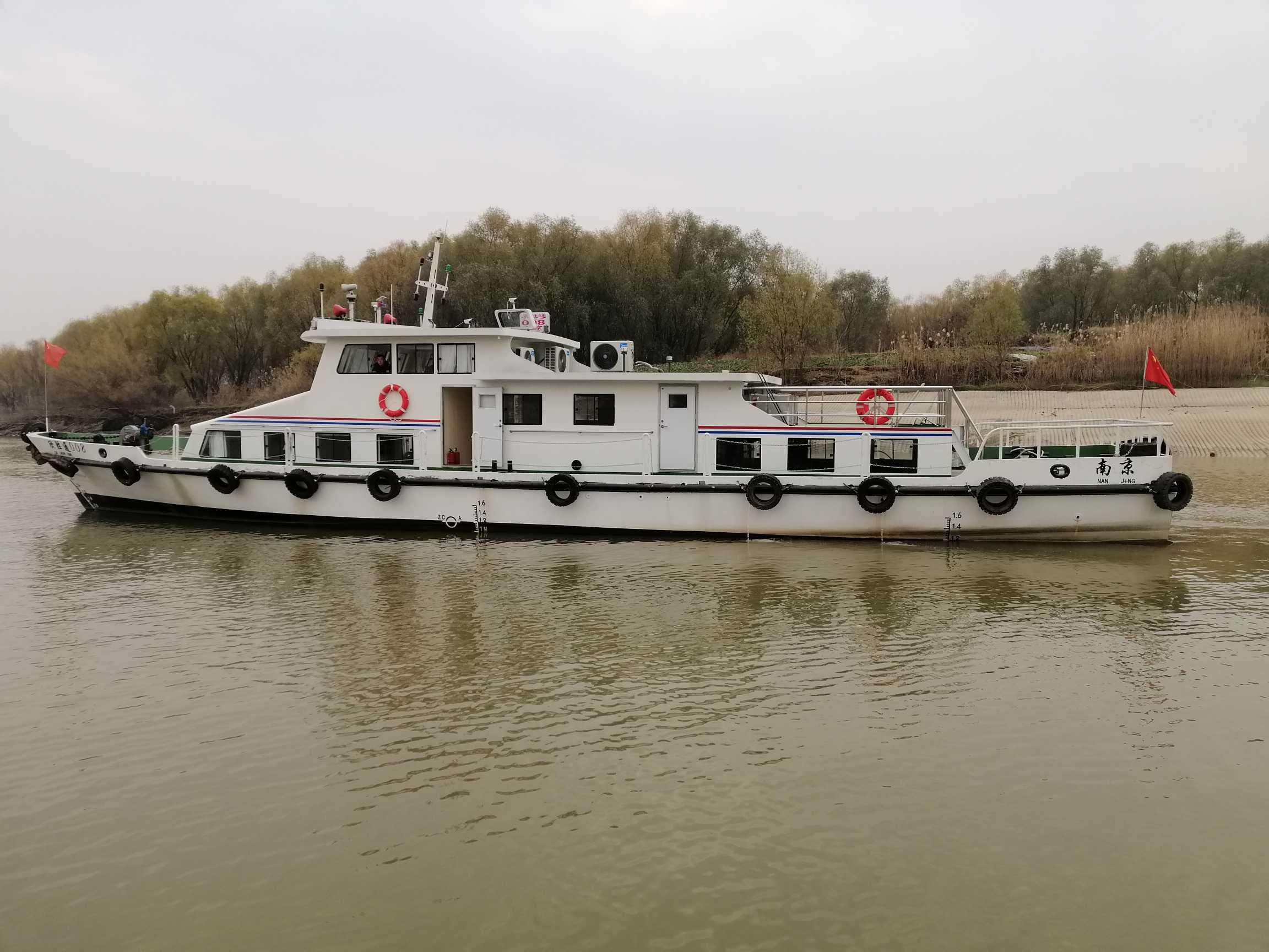全新交通船