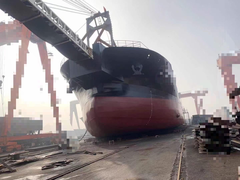 出售8500吨自卸皮带船