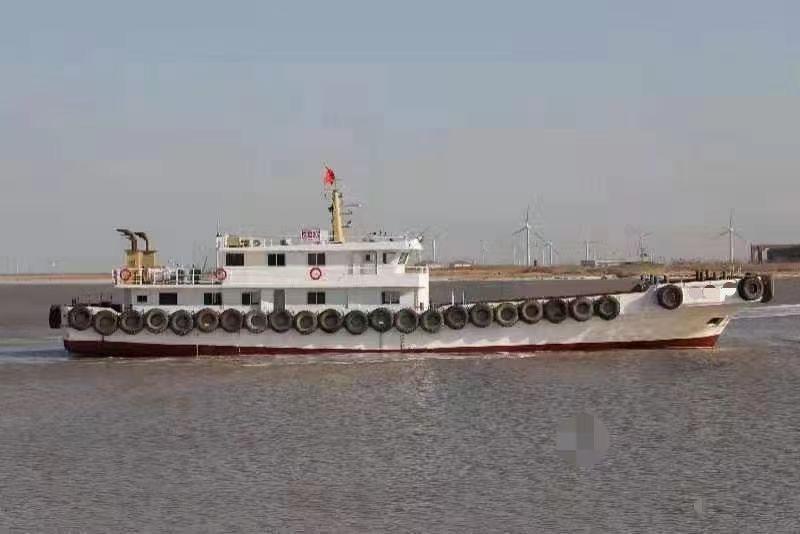 出售41米交通船