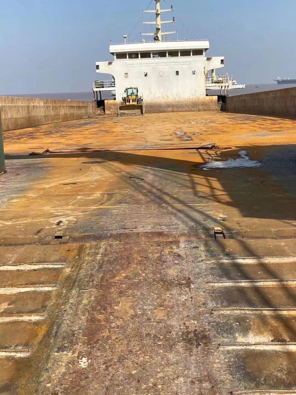 求购2500吨甲板船
