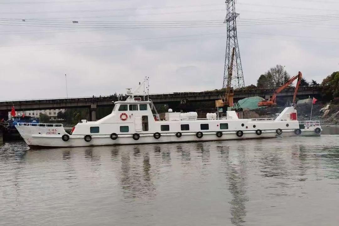 沿海交通艇