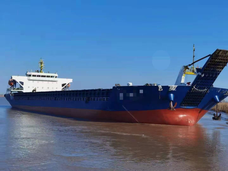 出售12469吨甲板船