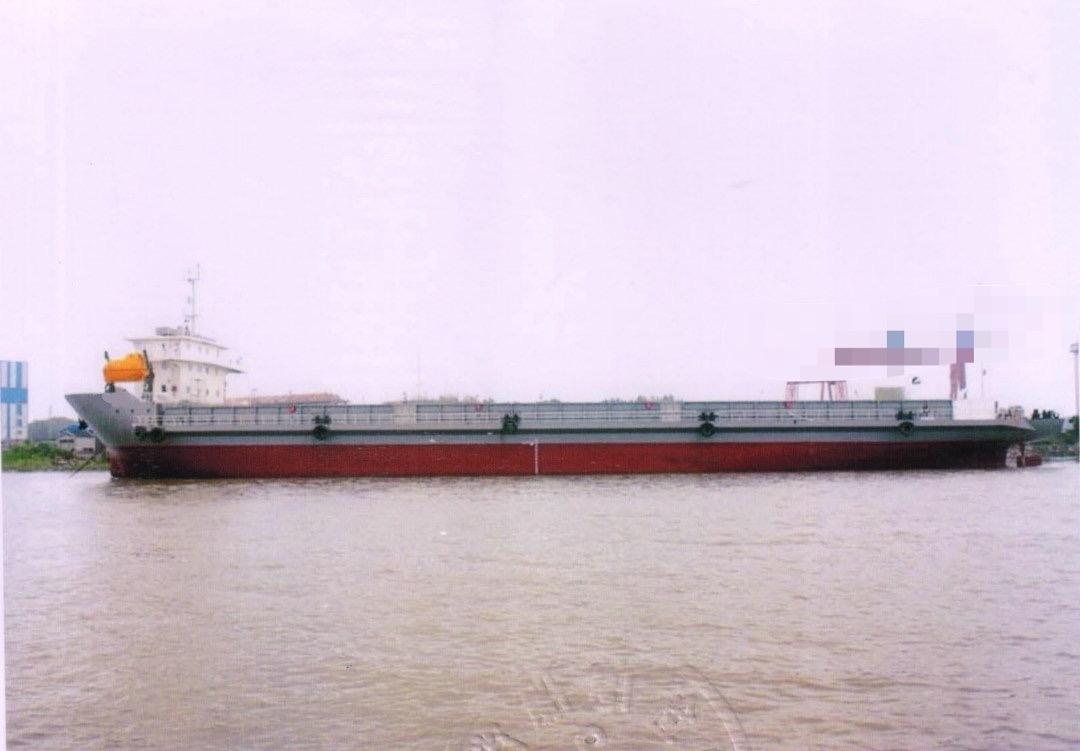 出售7500吨甲板船