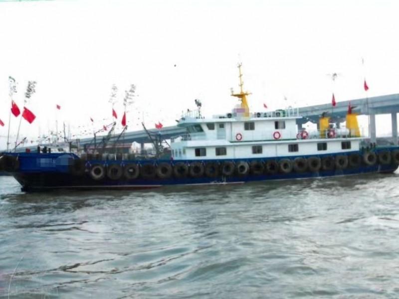 出售2021年造40米平头近海交通船