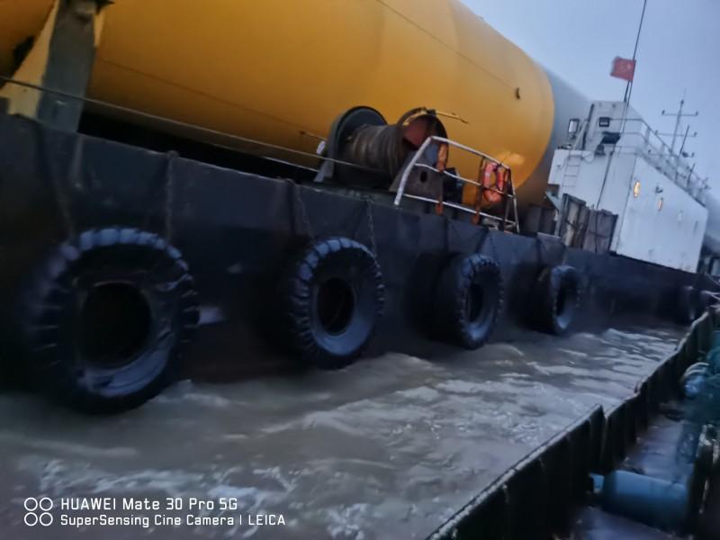 出售2019年造79米沿海无动力甲板货驳