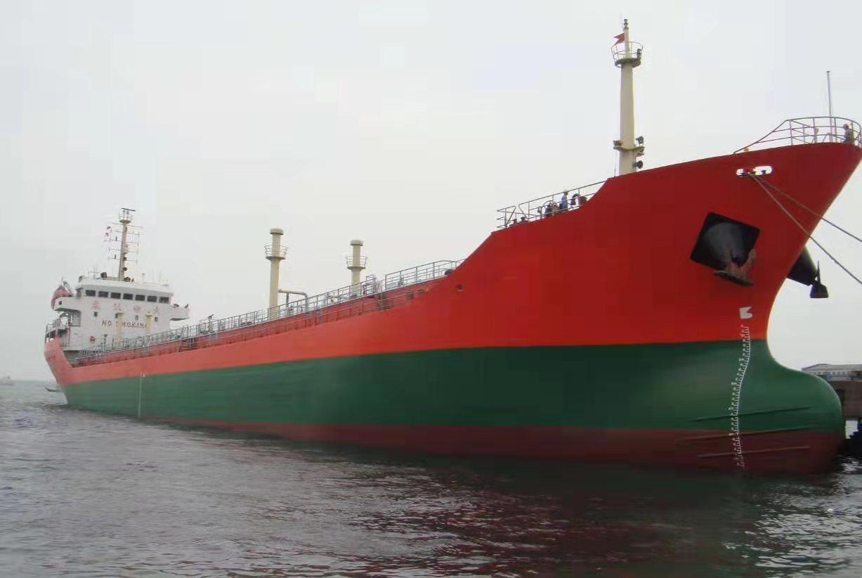 出售:2006年造近海一级油船