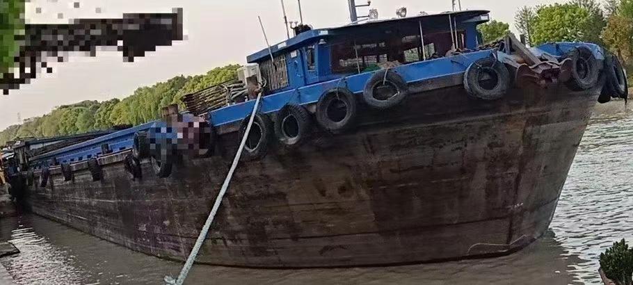内河干货船