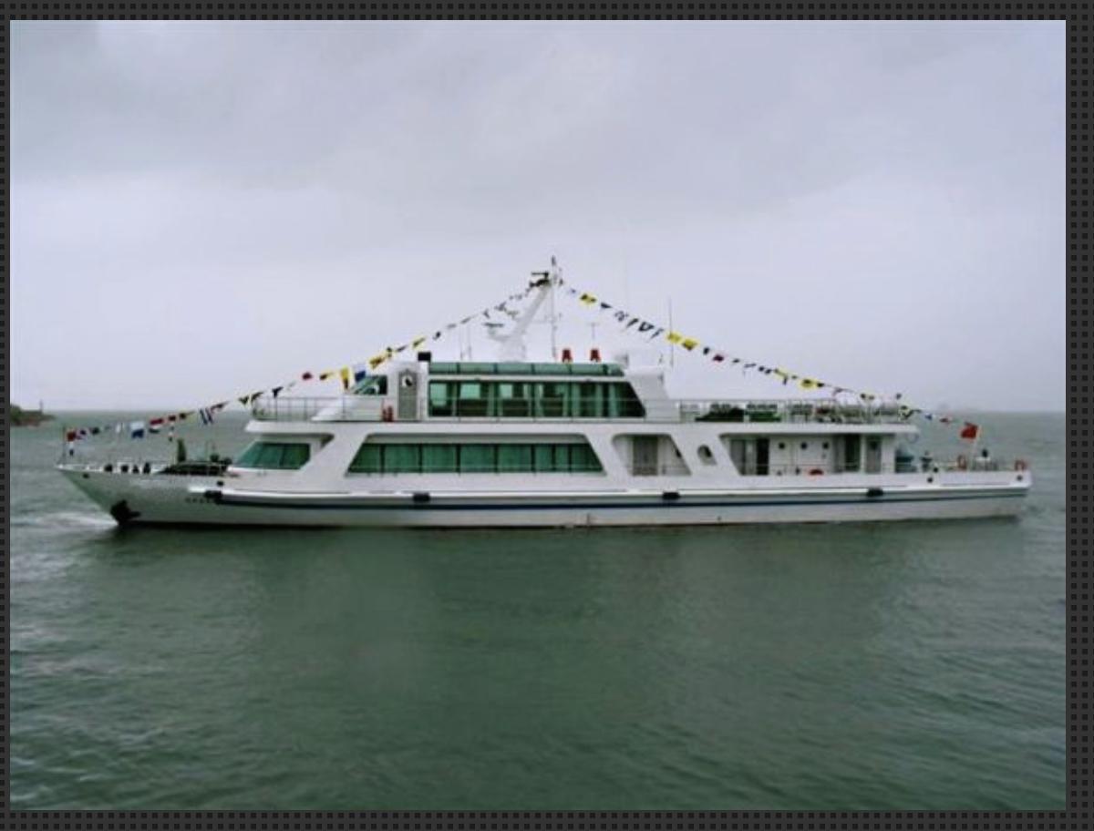 售2004年山东造98客普通客船