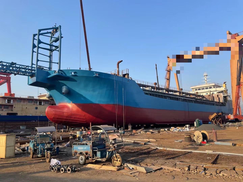 出售6300吨证书自吸自卸沙船