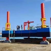 自升降式海工平台:YS-JP600