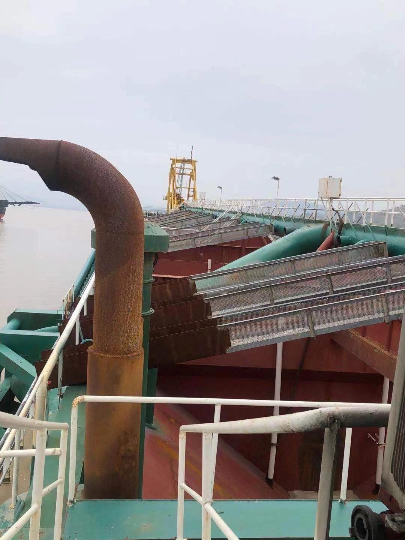 出售15000吨自吸自卸沙船