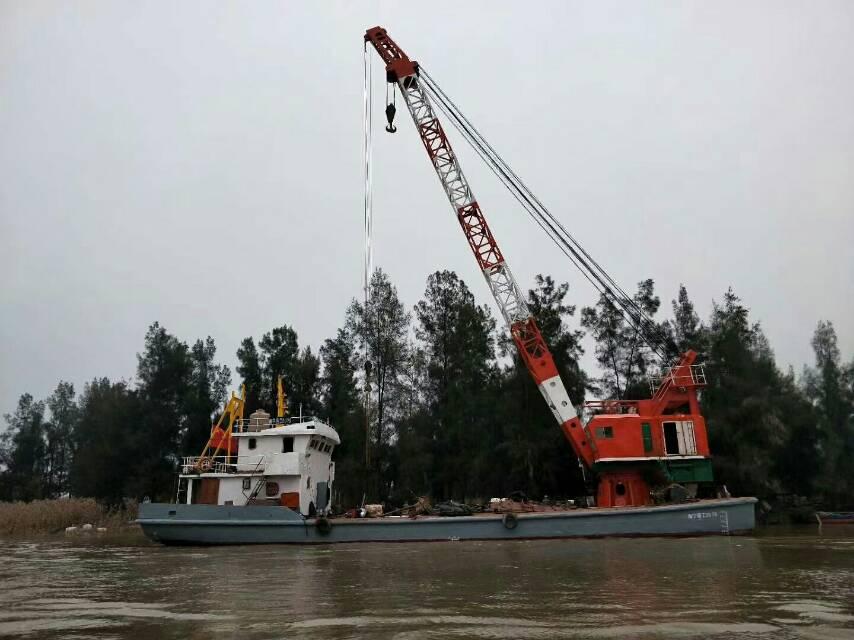 起重浮吊船