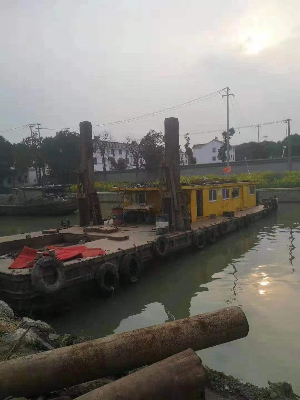定位桩挖泥船转让