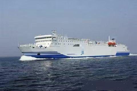 出售1300人客滚船
