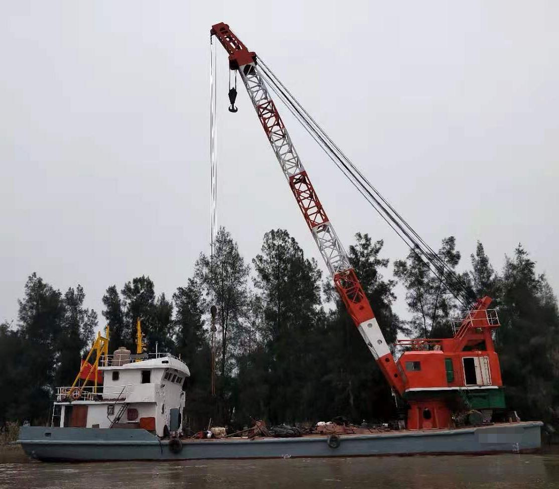 40吨吊机船
