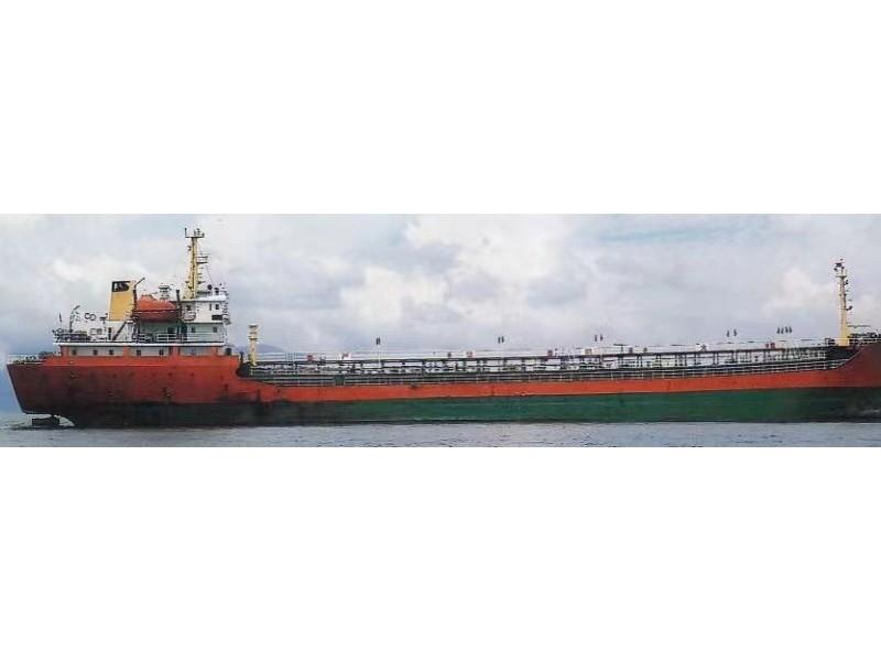 出售:7000吨油船