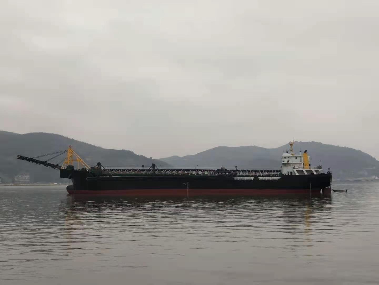 出售7500吨自吸自卸沙船
