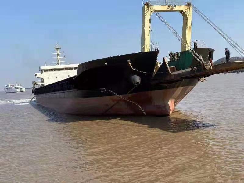 转让8500吨甲板船
