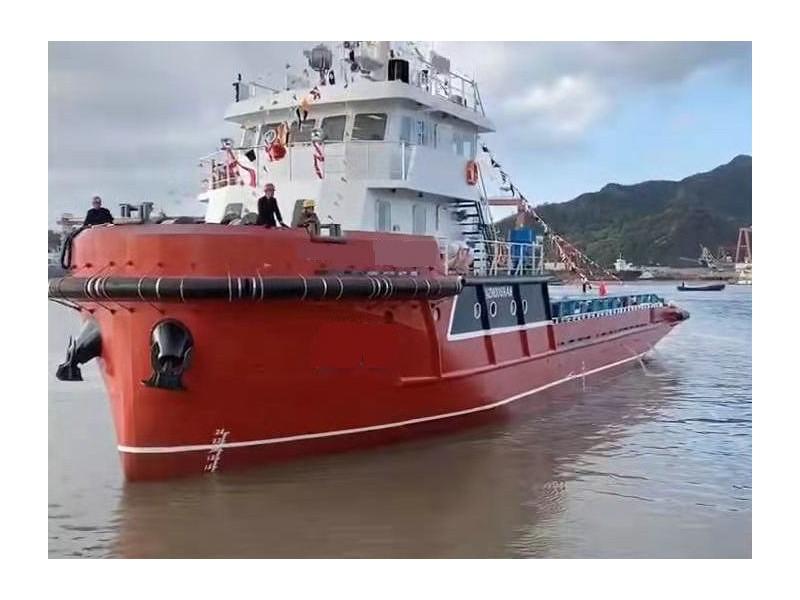 售:2021年沿海1200马力全回转拖船