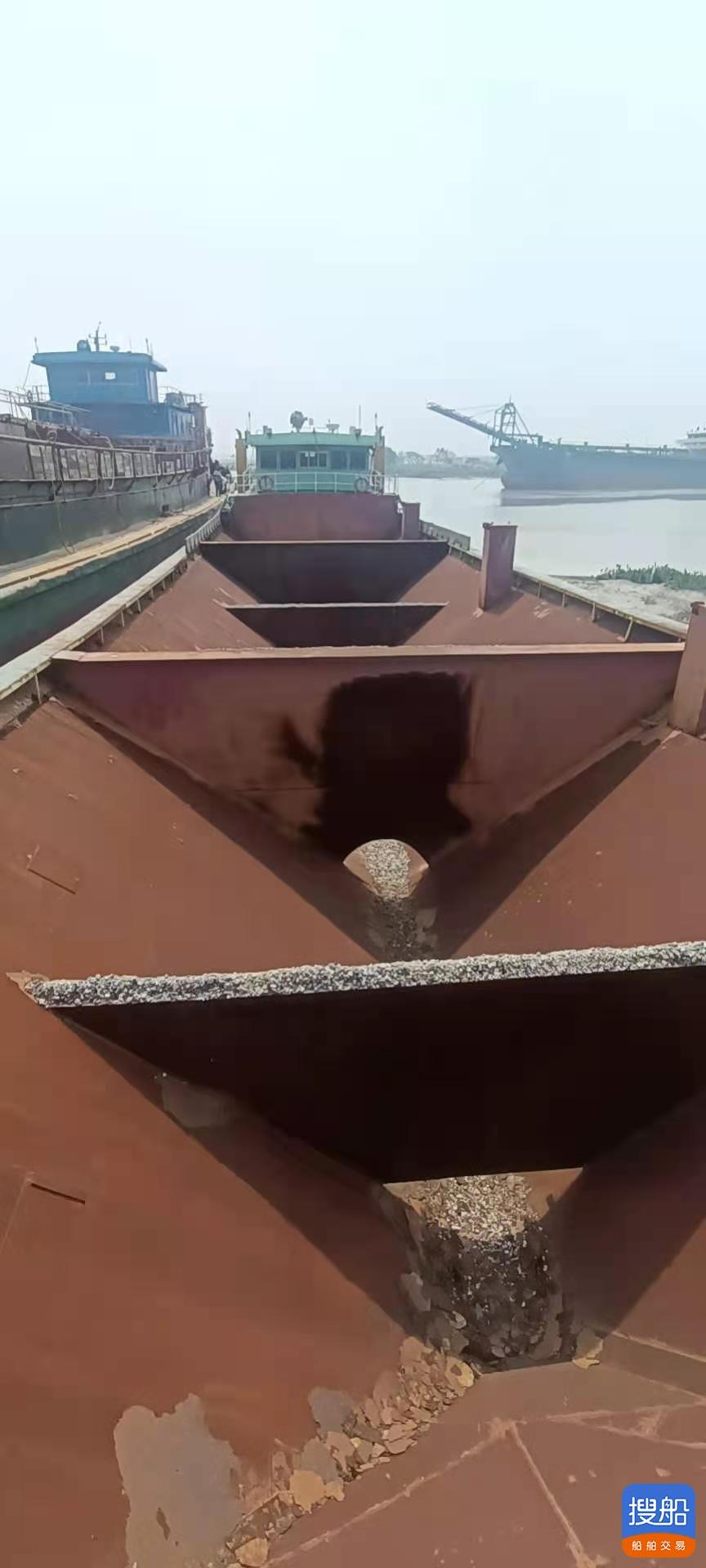 1300吨沿海自卸沙船