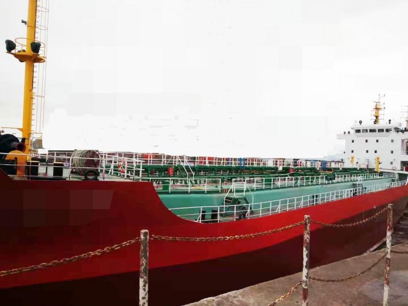 售:2013年近海5500吨一级油船