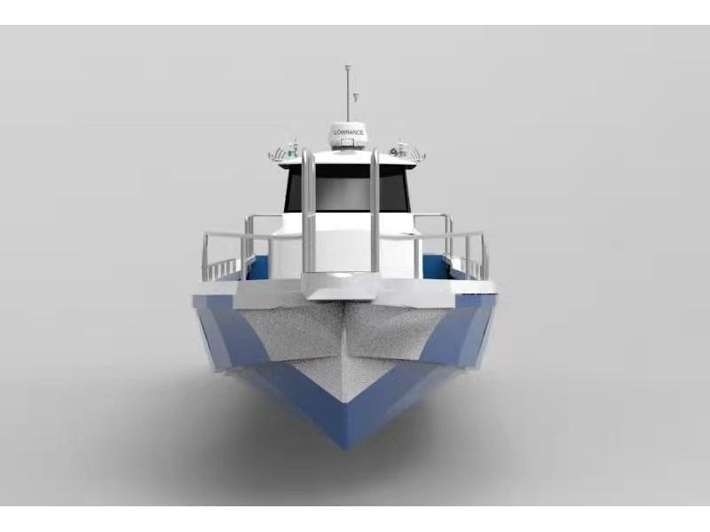 大连钓鱼艇、豪华钓鱼艇船厂、出售新款钓鱼船报价