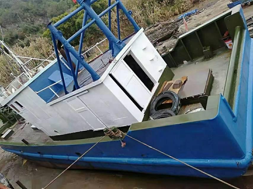 出售多功能鱼船
