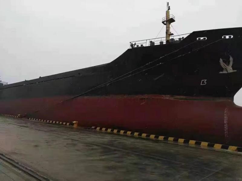 2007年安徽造7800吨多用途船