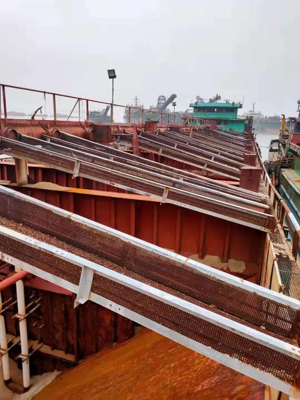 出售2013年1龙海造内河5300吨自吸自卸砂