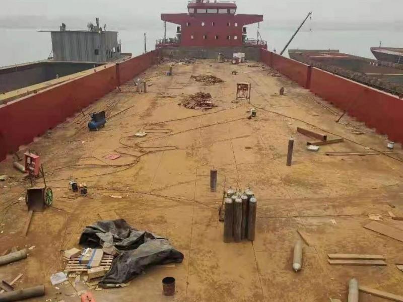 售:2021年新造8100吨前驾甲板货船