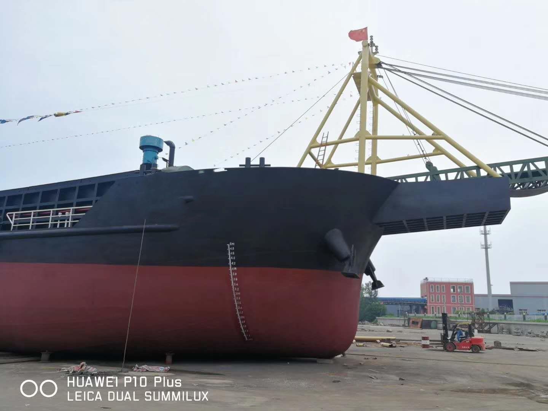 出售2020年4150吨沿海自卸砂船