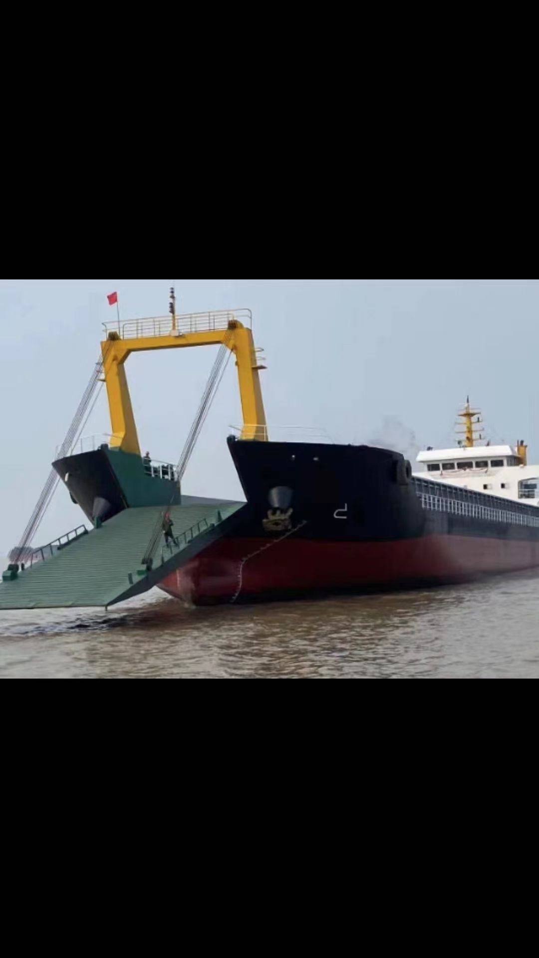 出售5000吨甲板船